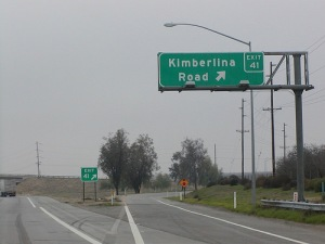 Kimberlina Road